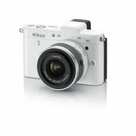 Bedienungshandbuch Digitalkamera NIKON 1 V1 + 10-30 VR weiß