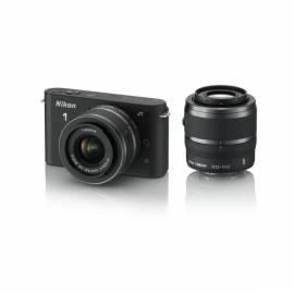 Benutzerhandbuch für Digitalkamera NIKON 1 J1 + 10-30 VR 30-110 VR schwarz