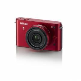 Datasheet NIKON Digitalkamera 1 J1 + 10 mm F2. 8 rot