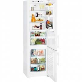Benutzerhandbuch für Kombination Kühlschrank-Gefrierschrank LIEBHERR Comfort CBP 4013