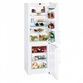 Kombination Kühlschrank-Gefrierschrank LIEBHERR Comfort CUP 3503 Gebrauchsanweisung