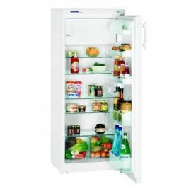 LIEBHERR Comfort Kühlschrank 2734 Bedienungsanleitung