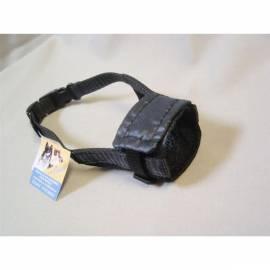 Bedienungshandbuch Nylon Maulkorb verstellbar Beatin-Pudel, schwarz