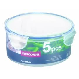 Service Manual JAR Tescoma FRESHBOX aromatisiert, Runde