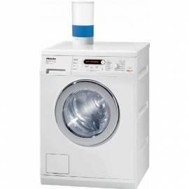 Waschvollautomat MIELE W 5901 WPS Bedienungsanleitung