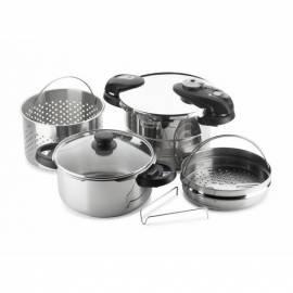 Eine Reihe von Töpfen Geschirr, FAGOR, Zukunft 918013286 Gebrauchsanweisung