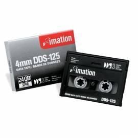 Kassette in den Camcorder IMATION (4 mm, 12/24 GB) (i11737) Bedienungsanleitung