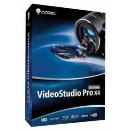 Benutzerhandbuch für Software COREL VideoStudio Pro X 4 Ultimate (VSPRX4ULIEMB)