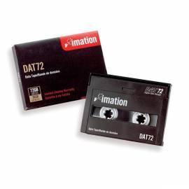 Kassette in den Camcorder IMATION DDS5 DAT 72 (i17204) - Anleitung