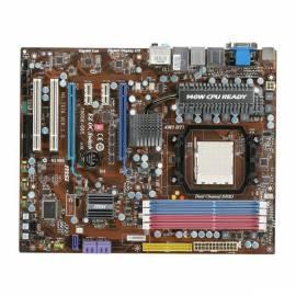 Bedienungshandbuch Motherboard MSI 790GX Start-G65