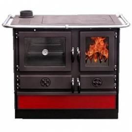 deutsche bedienungsanleitung f r ein ofen f r feste brennstoffe mbs magnum mbg 4 links rot. Black Bedroom Furniture Sets. Home Design Ideas