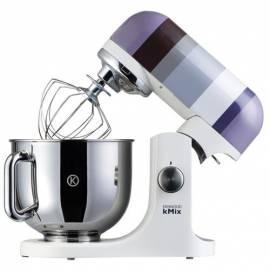 Küchenmaschine KENWOOD KMX 82 lila Gebrauchsanweisung