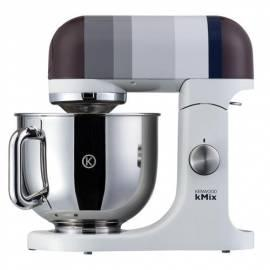 Bedienungshandbuch Küchenmaschine KENWOOD KMX 83 grau/braun