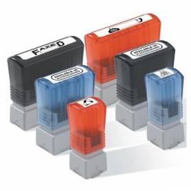 Zubehör für BROTHER-Drucker PR 1438B, Stempel-schwarz (14 x 38 mm) (PR1438B6P) schwarz Gebrauchsanweisung