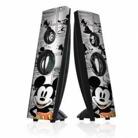Datasheet Reproduktory DISNEY Mickey Mouse Retro (DSY-SP435)