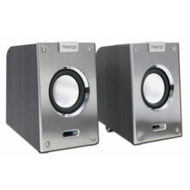 Lautsprecher PRESTIGIO PSP1 (PSP1SI) Silber Gebrauchsanweisung