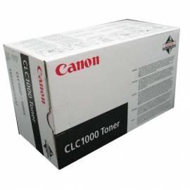 Toner CANON CLC-1000 (1440A002) gelb - Anleitung