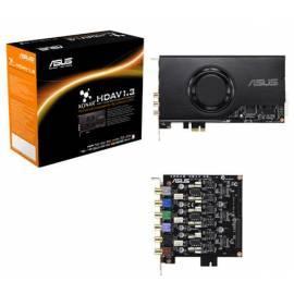Soundkarte ASUS XONAR HDAV 1.3 (90-YAA085-0UAN00Z) - Anleitung