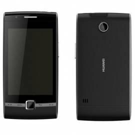 Benutzerhandbuch für Handy HUAWEI U8500 schwarz