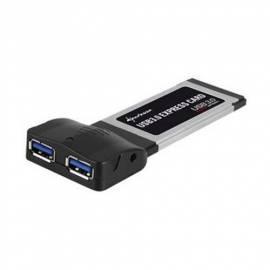 Handbuch für Zubehör für PC OEM Express Karte 2 X USB 3.0 für Ntb (2863)
