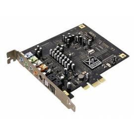 Bedienungsanleitung für Soundkarte CREATIVE LABS X-Fi Titanium (70SB088000000)