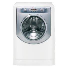 Automaticka Waschmaschine HOTPOINT - ARISTON AQ8F 292 U (USA) - Anleitung