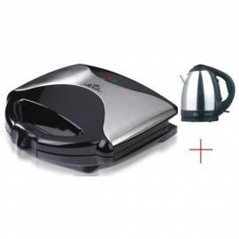 Sandwichmaker ETA 2151 90010 + Wasserkocher Cordless 0590-90000