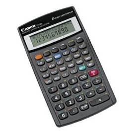 Bedienungsanleitung für Taschenrechner, CANON F-720i (9062A007AA)