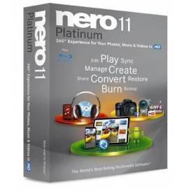 Software AHEAD Multimedia 11 Platinum (EMEA-12220000/1323) - Anleitung