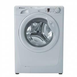 Handbuch für Waschmaschine CANDY Grand - auf gehen 106 dF weiß