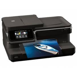 Datasheet HP Photosmart all-in-One Drucker 7510 e-AiO (CQ877B # BGW)