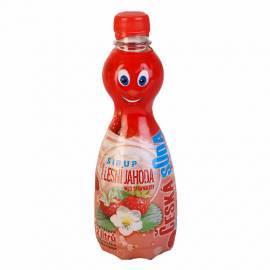 Datasheet Tschechischer Soda Sirup, Erdbeere