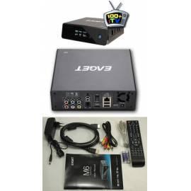 Handbuch für Eaget Multimedia Center M6 1080p