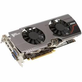 Bedienungsanleitung für VGA MSI R6950 Twin Frozr III 1GD5 PE/OC/PCI-E / 1GB DDR5 / 2xDVI / HDMI / 2xDP