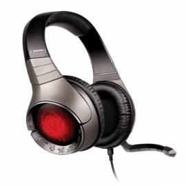 Headset Creative Sound Blaster World of Warcraft USB Gebrauchsanweisung