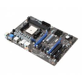 Service Manual MB MSI A55-G35, s.FM1, DDR3, SATA2, RAID, GLAN, DVI, HDMI, VGA, PS/2, 7.1, ClickBIOS, ATX