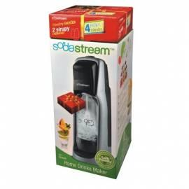 Service Manual SodaStream JET Sodawasser Maker TITANIUM/Silber + Garantieverlängerung 4 Jahre + 2 gratis Sirup