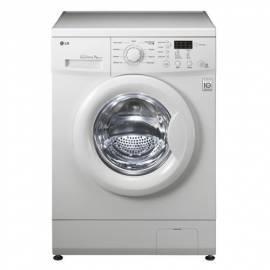 Benutzerhandbuch für Waschmaschine LG F1091QD