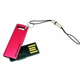 Benutzerhandbuch für Flash USB Emgeton Metall MINI R2 16GB, rot