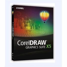 Bedienungsanleitung für Software CorelDRAW Graphics Suite X 5 Guidebook tschechisch/polnische