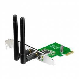 Adapter ASUS PCE-N15 Wireless PCI-E-card802.11n, 300Mbps (2T2R) - Anleitung