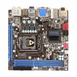 MB Sapphire PLATINUM H67 sc 1155, 2xDDR3, VGA, 1xPCI-e x 16, Mini-ITX - Anleitung