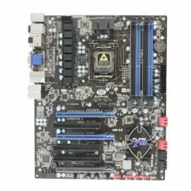 MB Sapphire PLATINUM Z68 sc 1155, 4xDDR3, VGA, 1xPCI-e x 16, ATX Gebrauchsanweisung