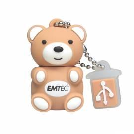 Flash USB Emtec M311 Teddy 4GB High-Speed Gebrauchsanweisung