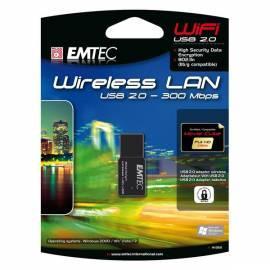 Bedienungshandbuch Emtec USB WiFi 802 Komp. MC Mini adapter