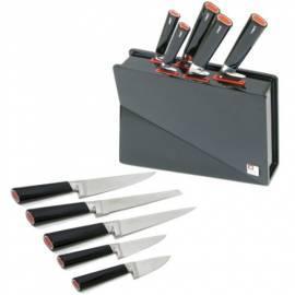 Messer TORO 379345, 5knifes zu blockieren - Anleitung