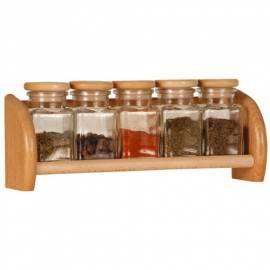 Bedienungsanleitung für JAR Provence 360607 Glas, Holz Regal