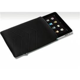 Bedienungshandbuch DICOTA PadSkin Case-schwarz (für das iPad 2)