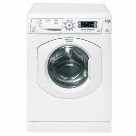 Bedienungsanleitung für Waschmaschine ECOSD 129 (EE), Hotpoint-Ariston