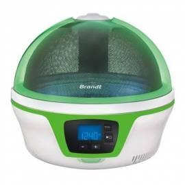 Bedienungsanleitung für Mikrowelle Brandt SPOUTNIK grün
